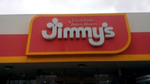 Jimmy's buffet and souvenir recommended for Okinawa people's favorite taste