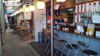 Excellent cost performance pretty hideaway SENBERO Izakaya Shimoji near Kokusai dori (International street)
