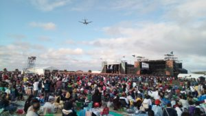 I went to MONGOL800 Fes What a Wonderful World 18!