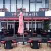 If you want to eat a lot of meat, we recommend FOGO BRAZIL, an all-you-can-eat churrasco restaurant