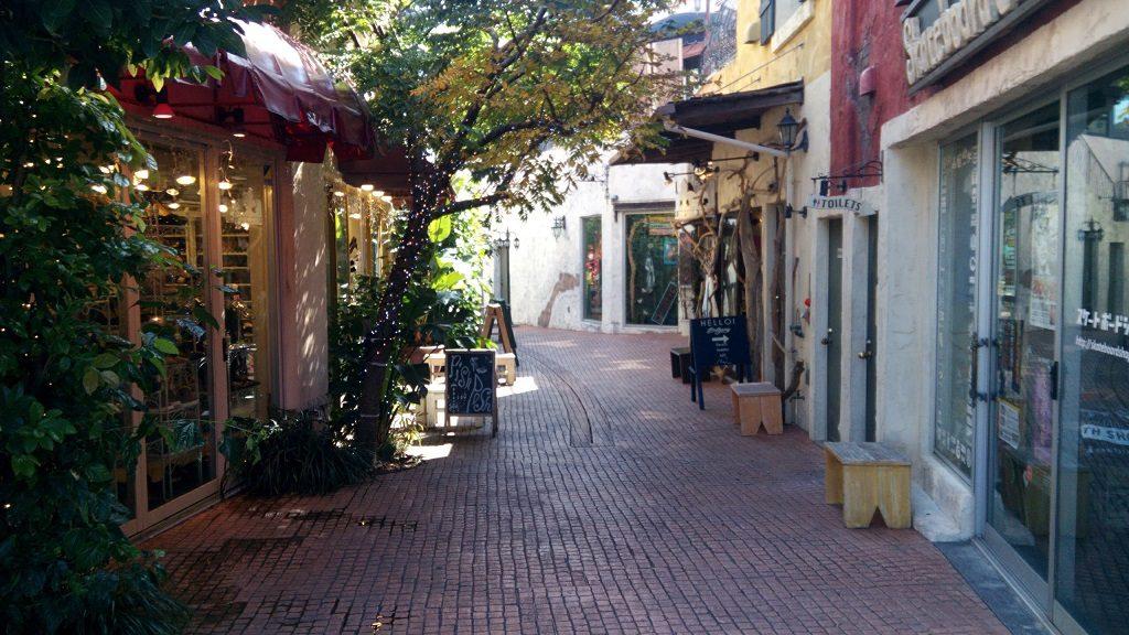 北谷美浜アメリカンビレッジの町の写真3