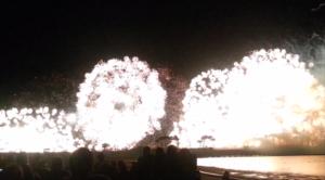 沖縄で一番大きな花火大会,海洋博公園花火大会を動画付きで紹介