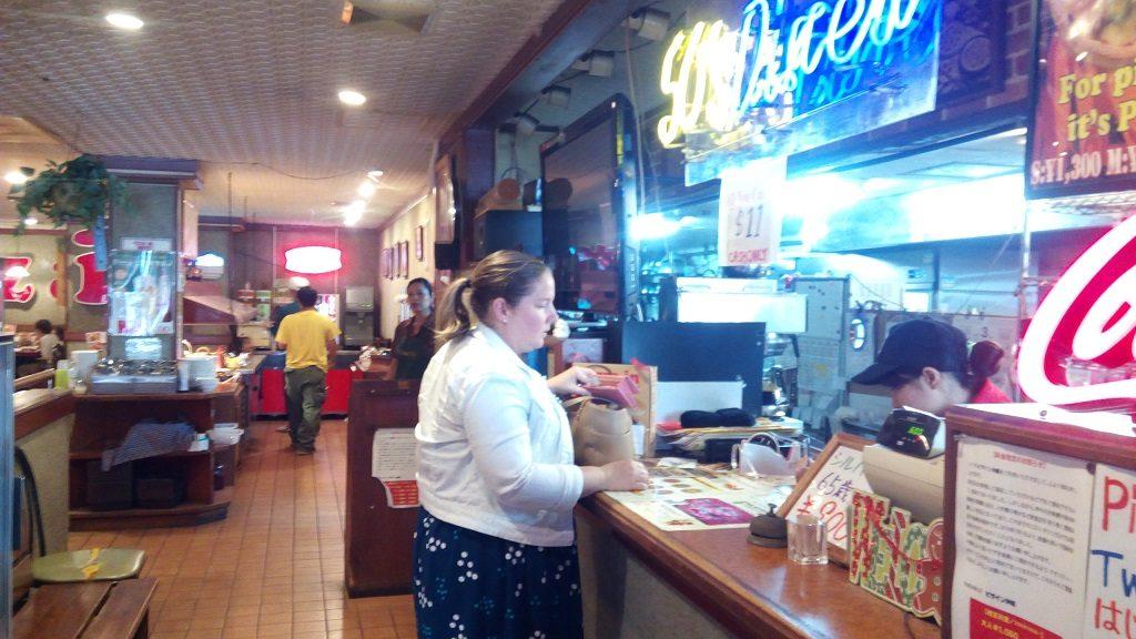 Pizza in Okinawa's interior photo 1