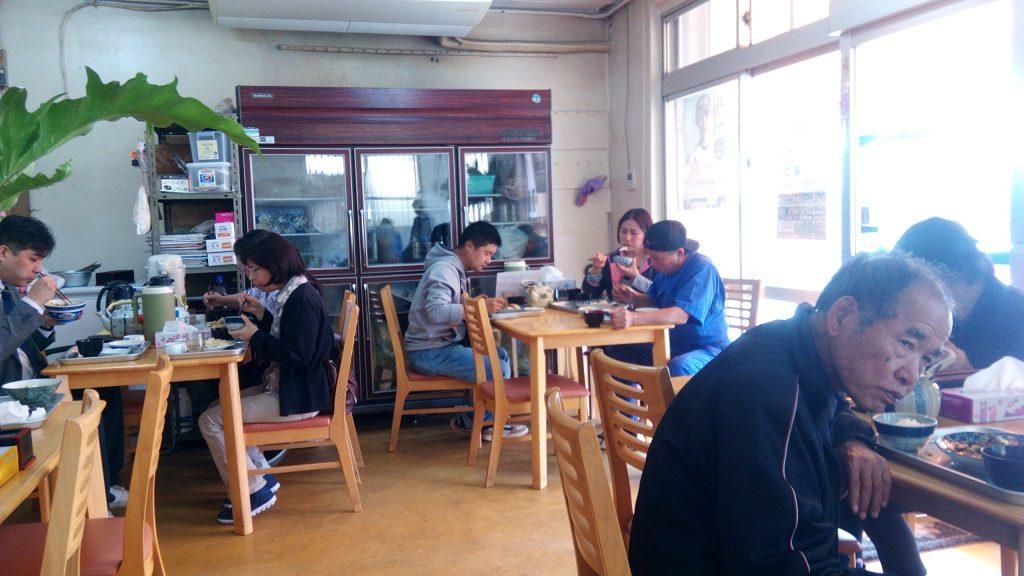 海洋食堂の店内写真1