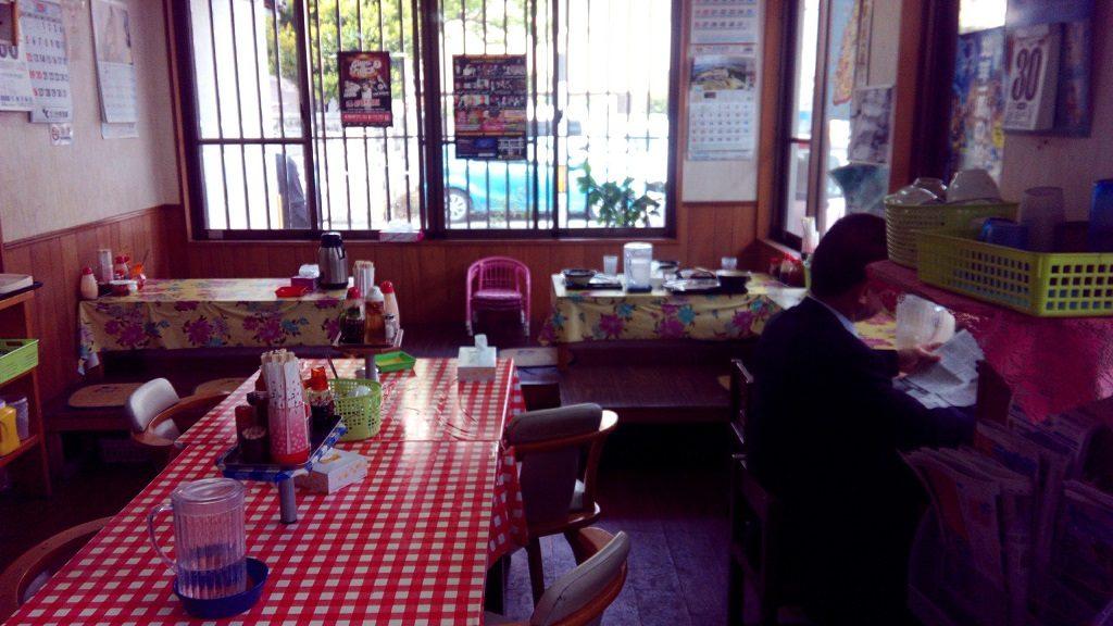 Inside the Koura shokudou 2