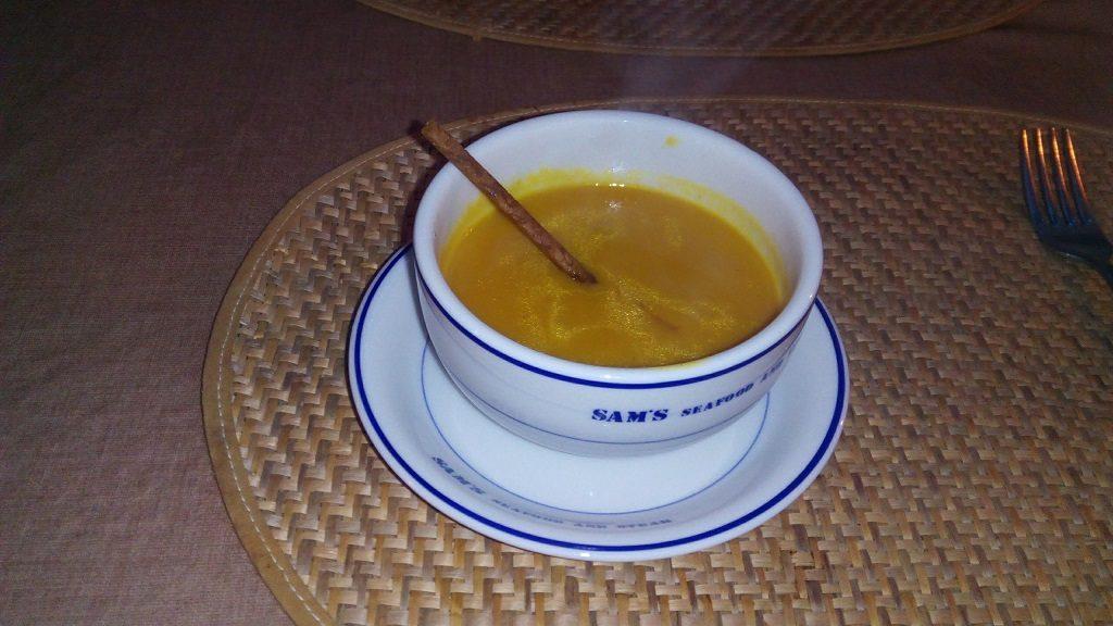 サムズカフェのスープ