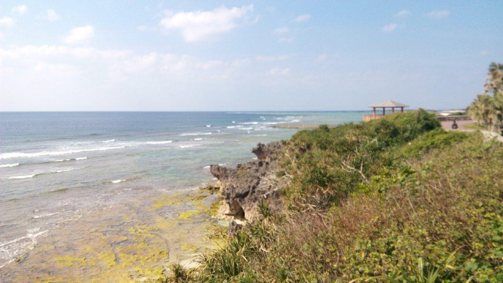 海洋博公園内の散歩2