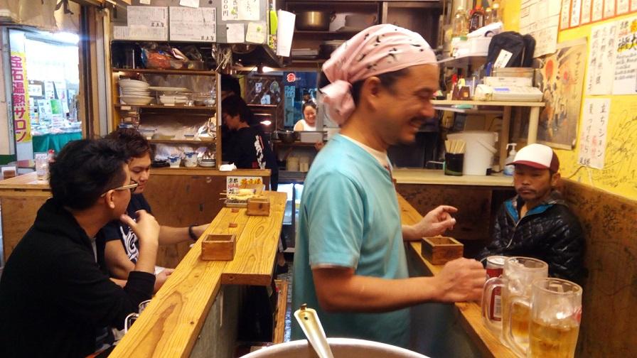 Inside shop photo in Adachiya