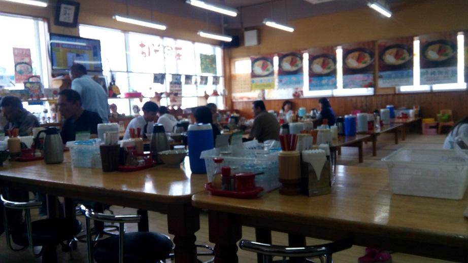 Inside shop of Tamaya main store 2