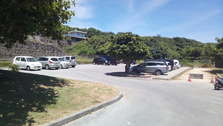free parking lot