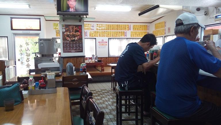 Inside photo of Yanbaru shokudou 1