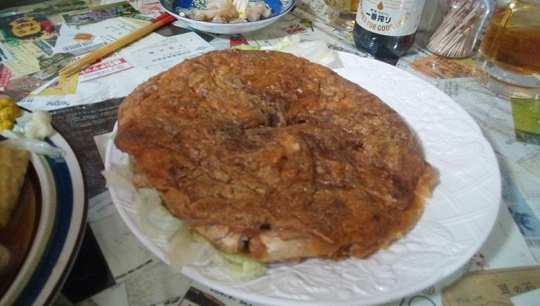 baked Tebichi