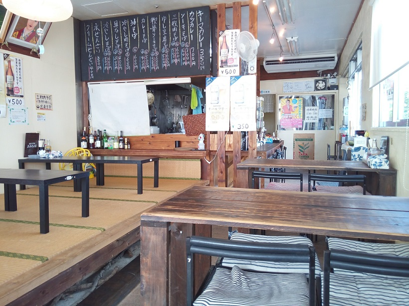 Inside photo of Uehara soba shop 1