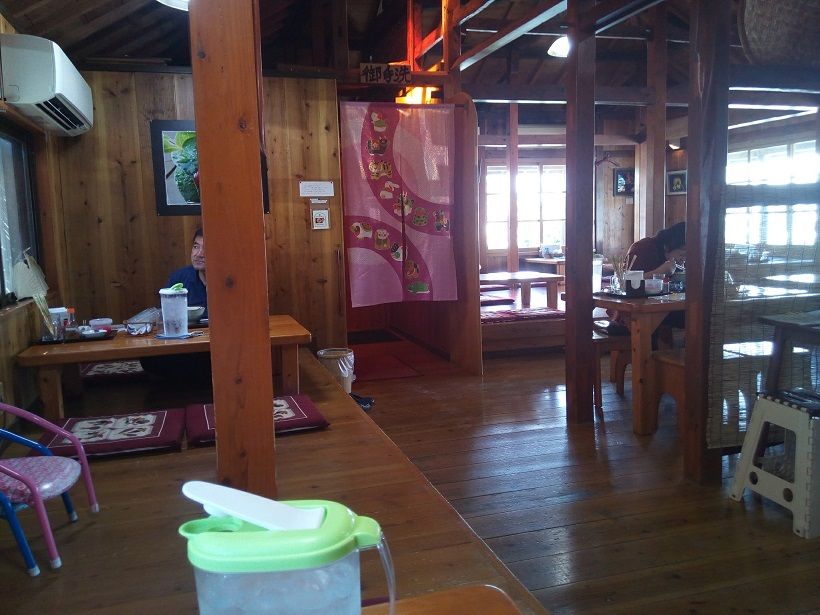 Inside photo of Yutakayasoba 1