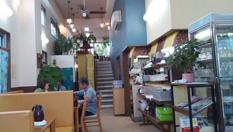 Inside photo of Nanahoshi shokudou