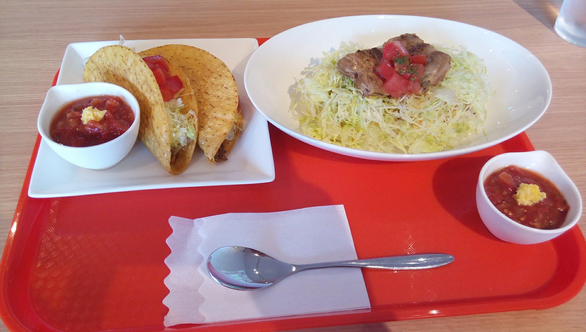 Soki Taco Rice and Tacos