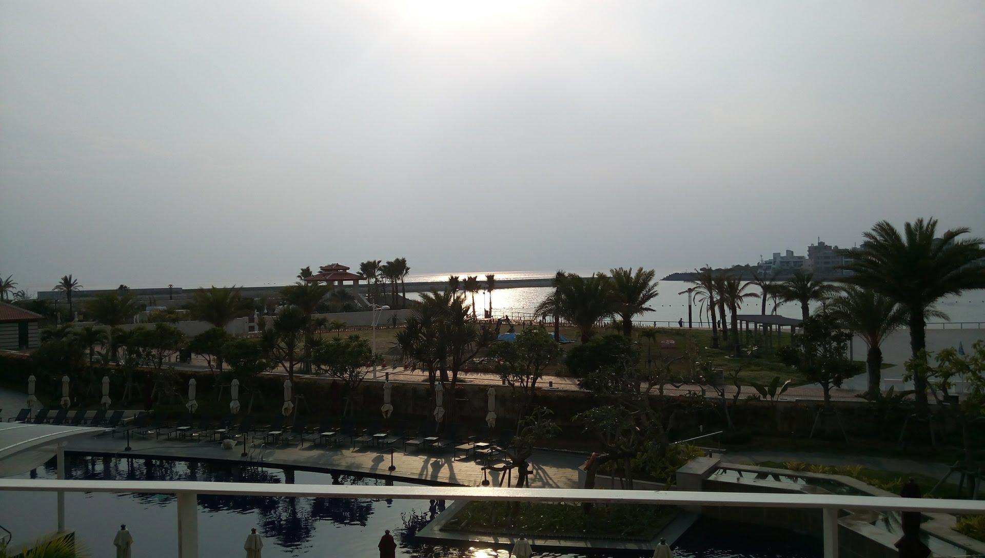 SURIYUNから見える海