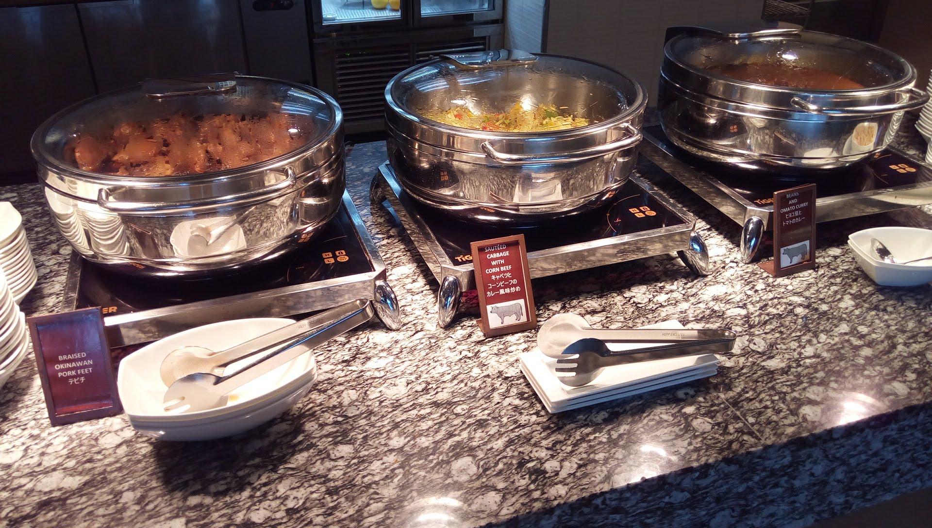 dinner buffet SURIYUN 5