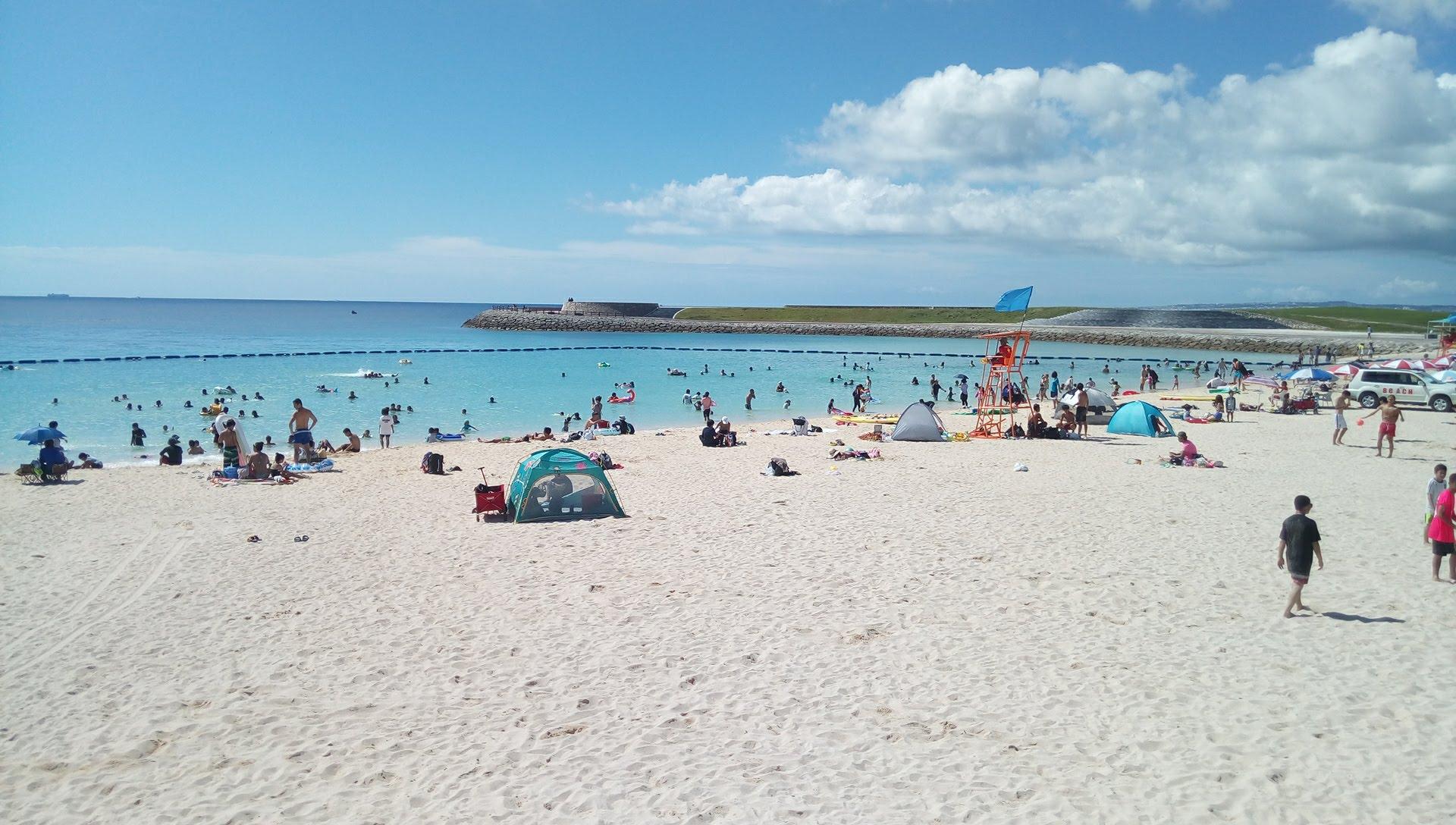 トロピカルビーチ1