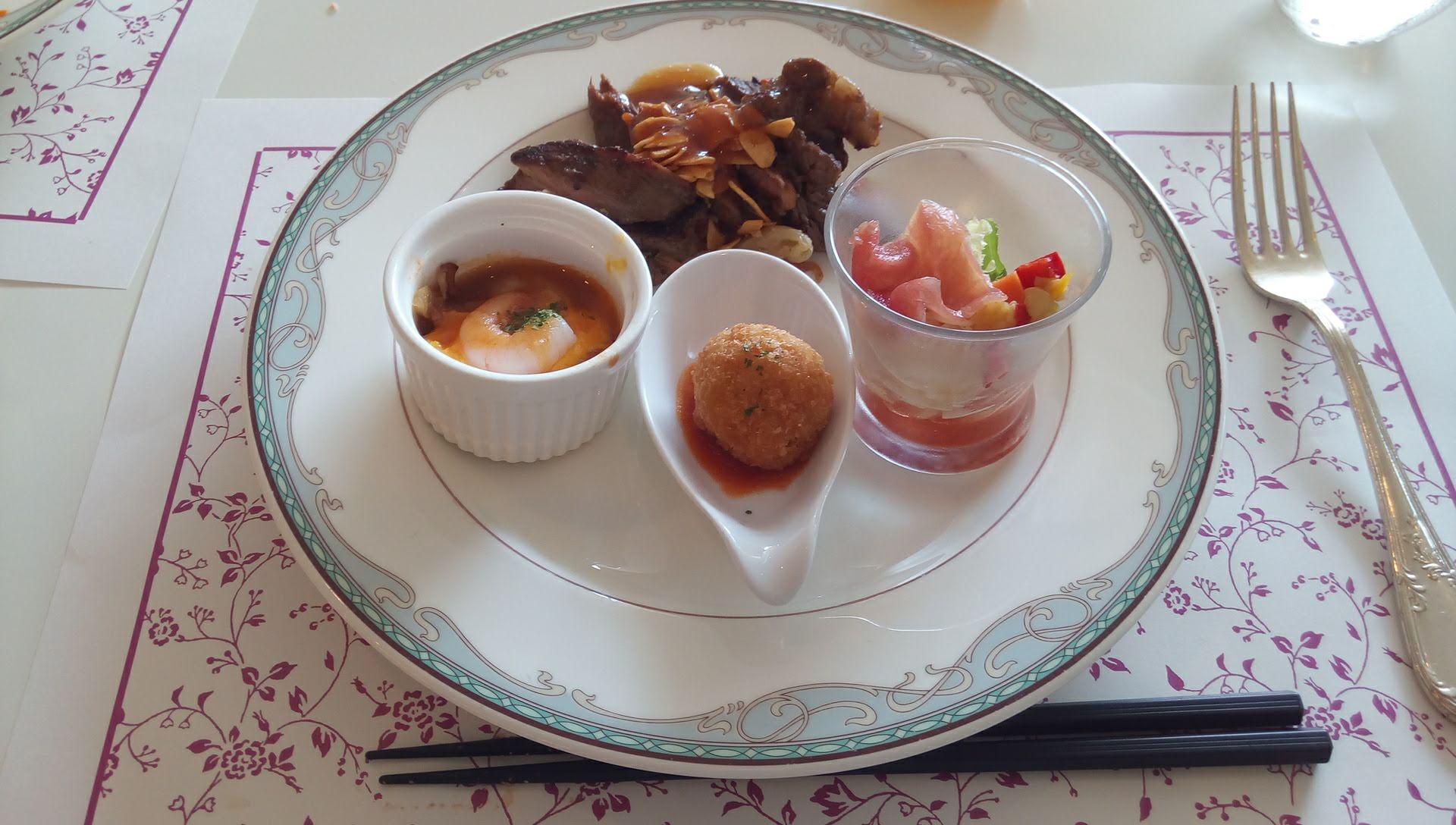4th dish