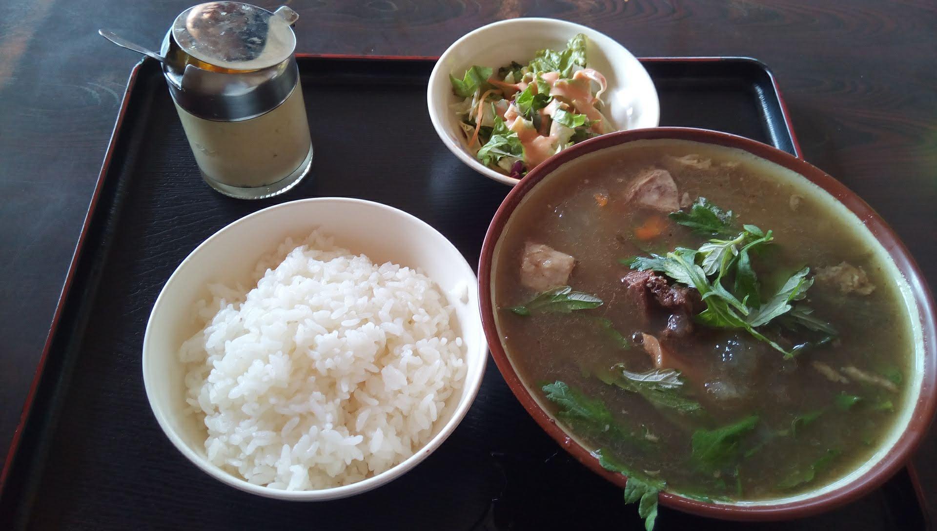 horse soup