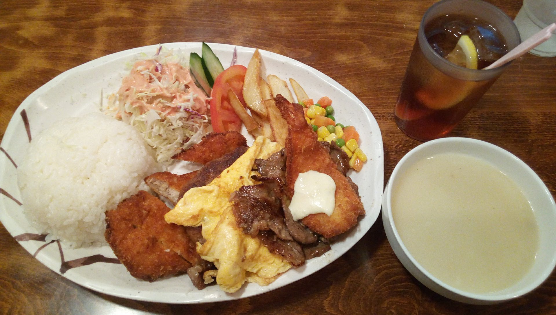 Kuni lunch