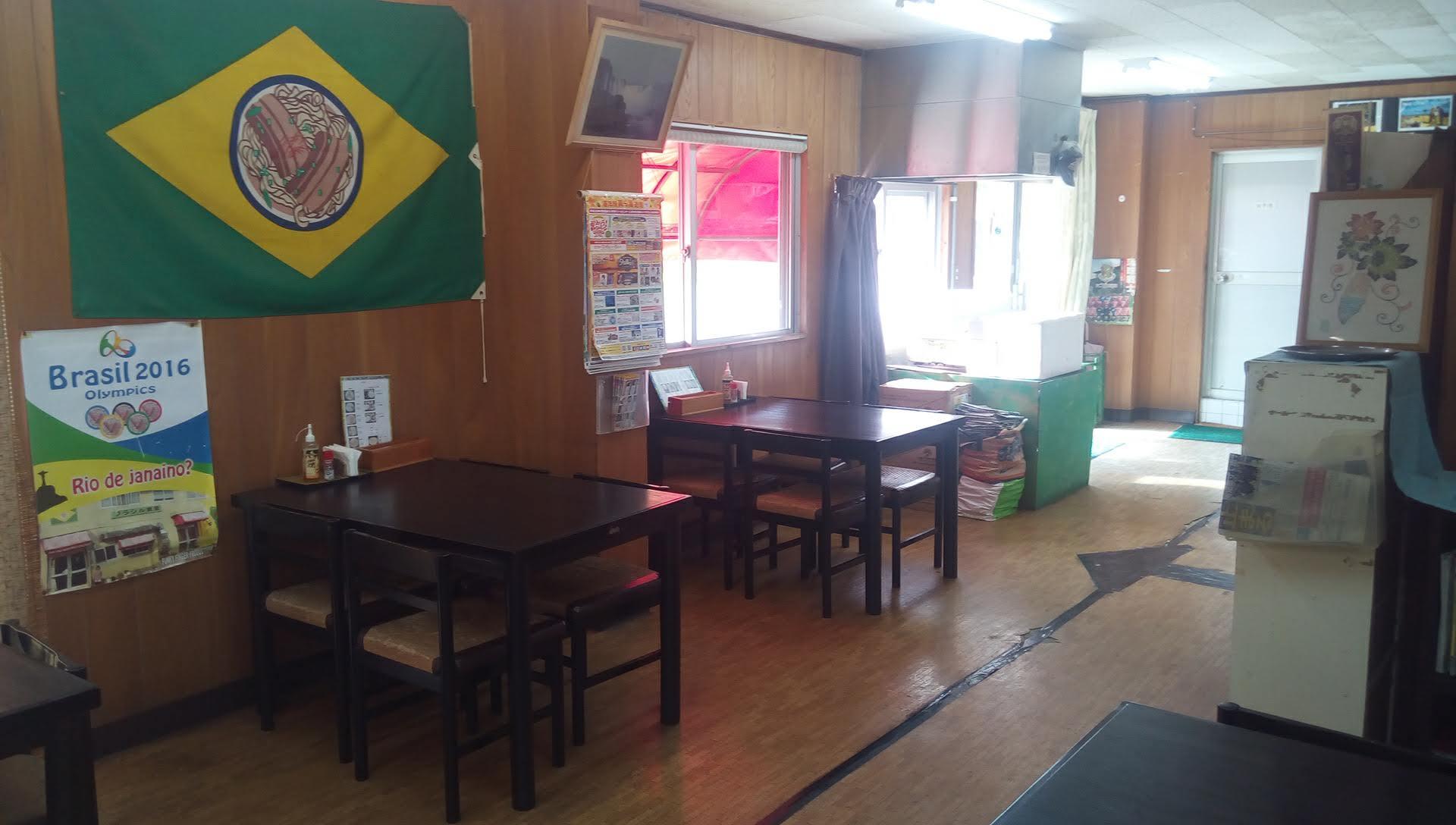ブラジル食堂の店内写真 2