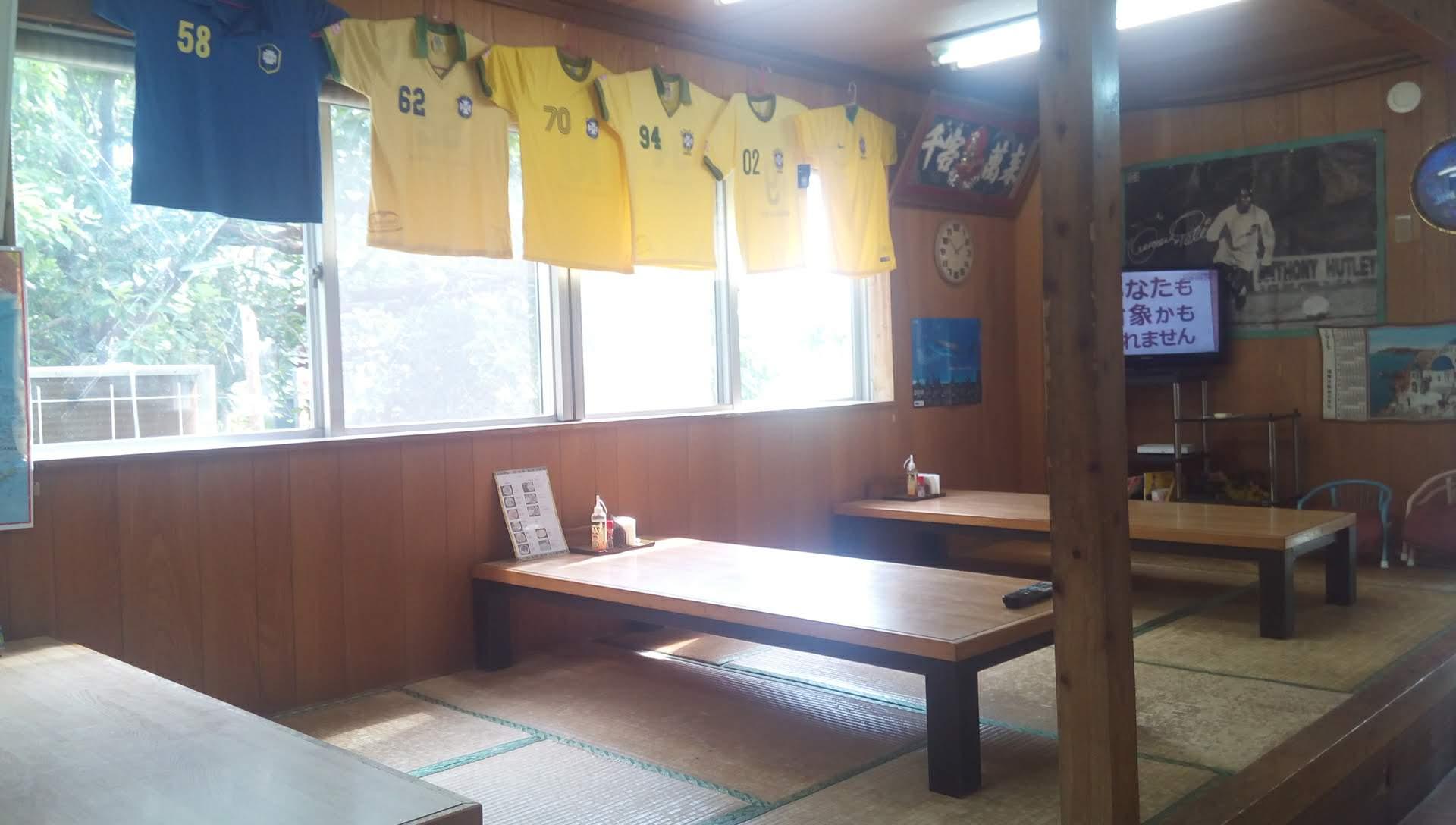 ブラジル食堂の店内写真 1