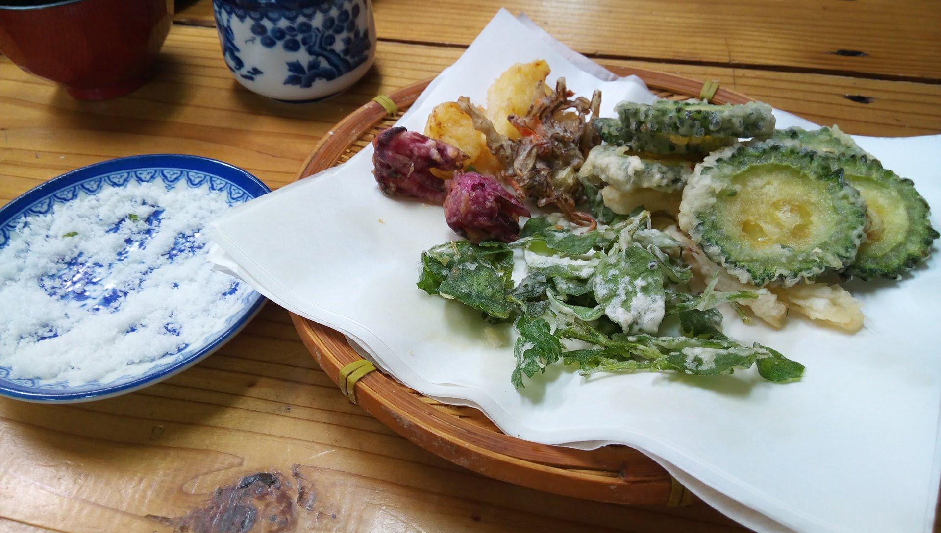 Assorted tempura 3