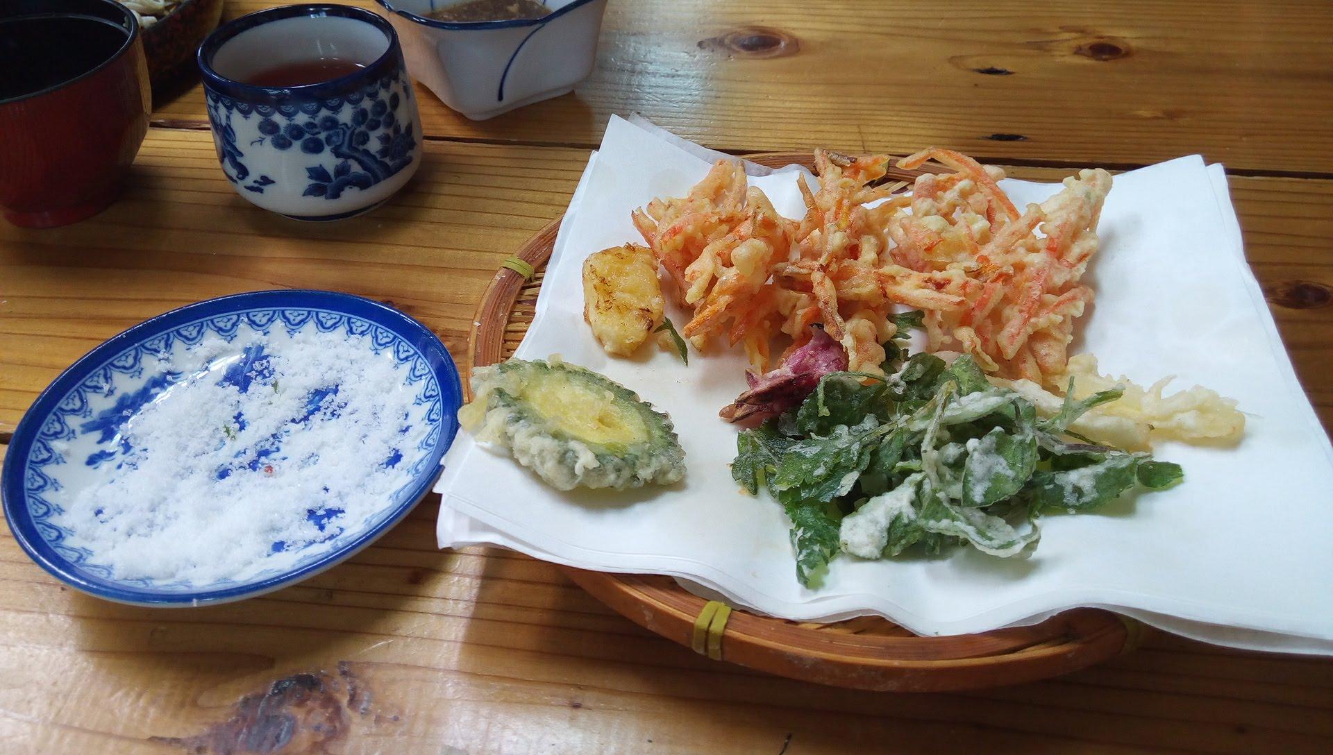 Assorted tempura 4