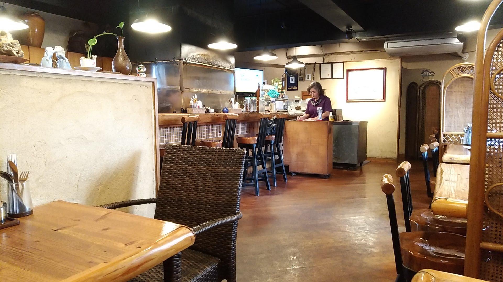 喫茶くりすたるの店内写真 1
