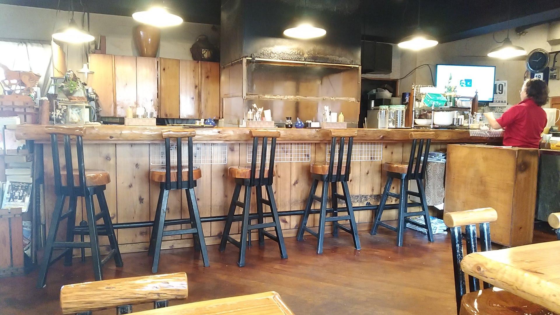 喫茶くりすたるの店内写真 2