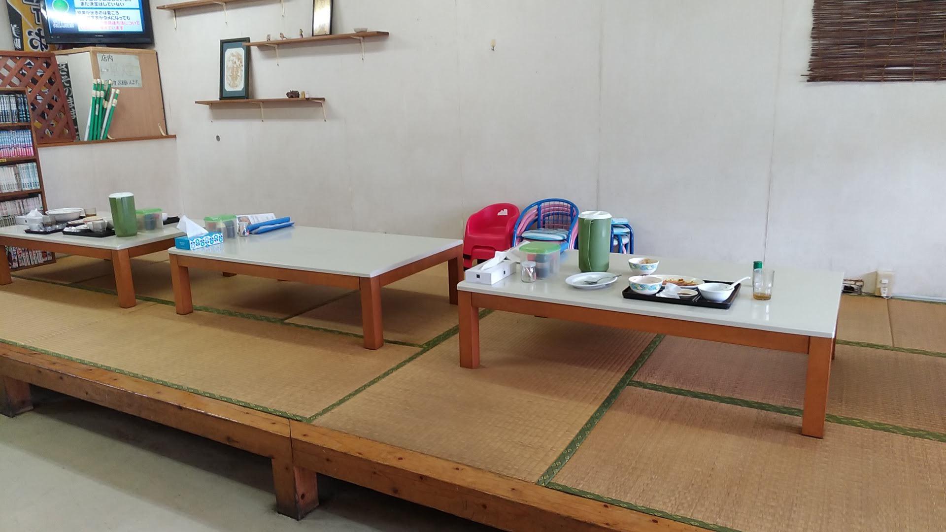麺作の店内写真 2