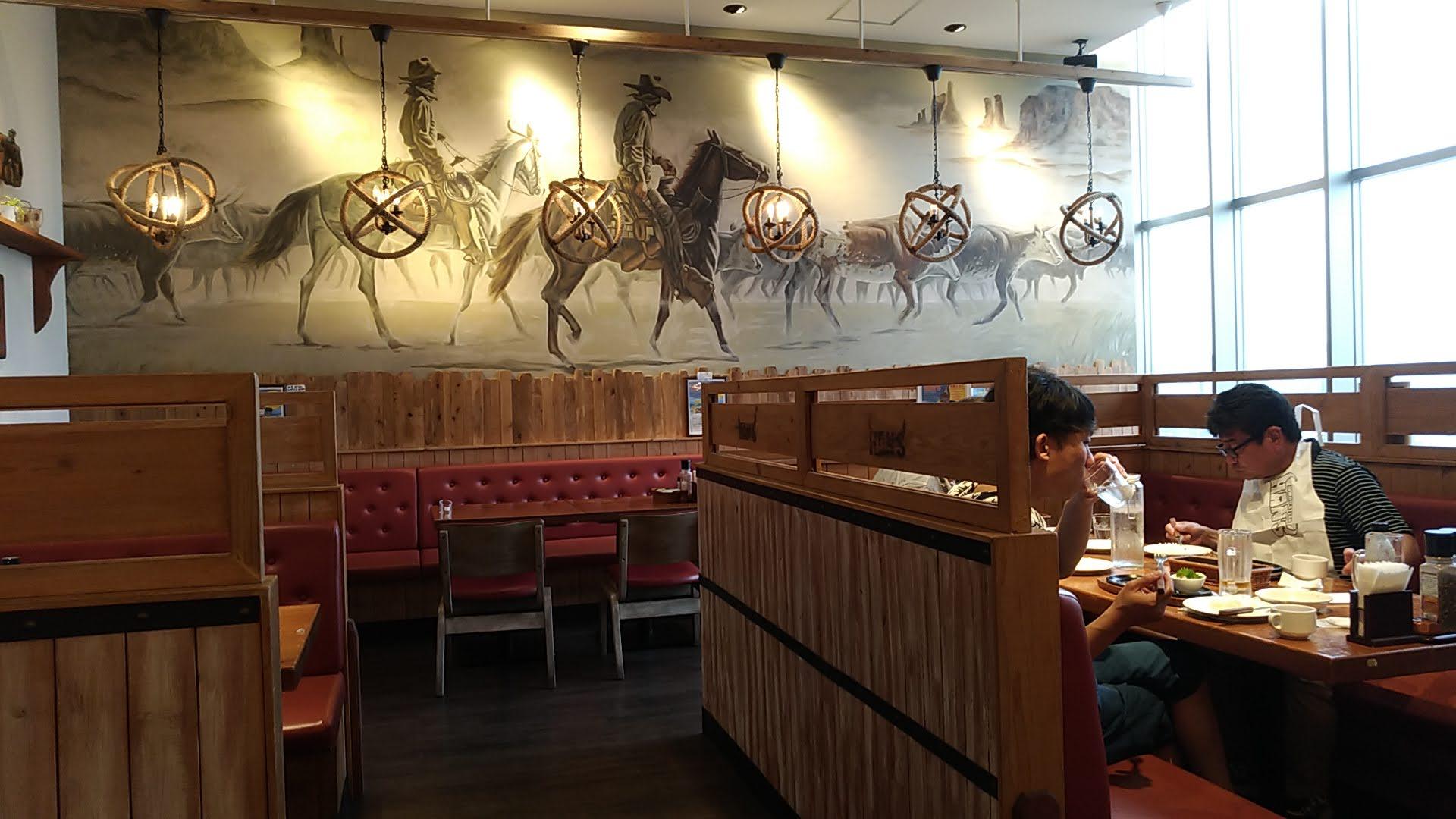 ステーキレストランハンズ HANSの店内写真 2