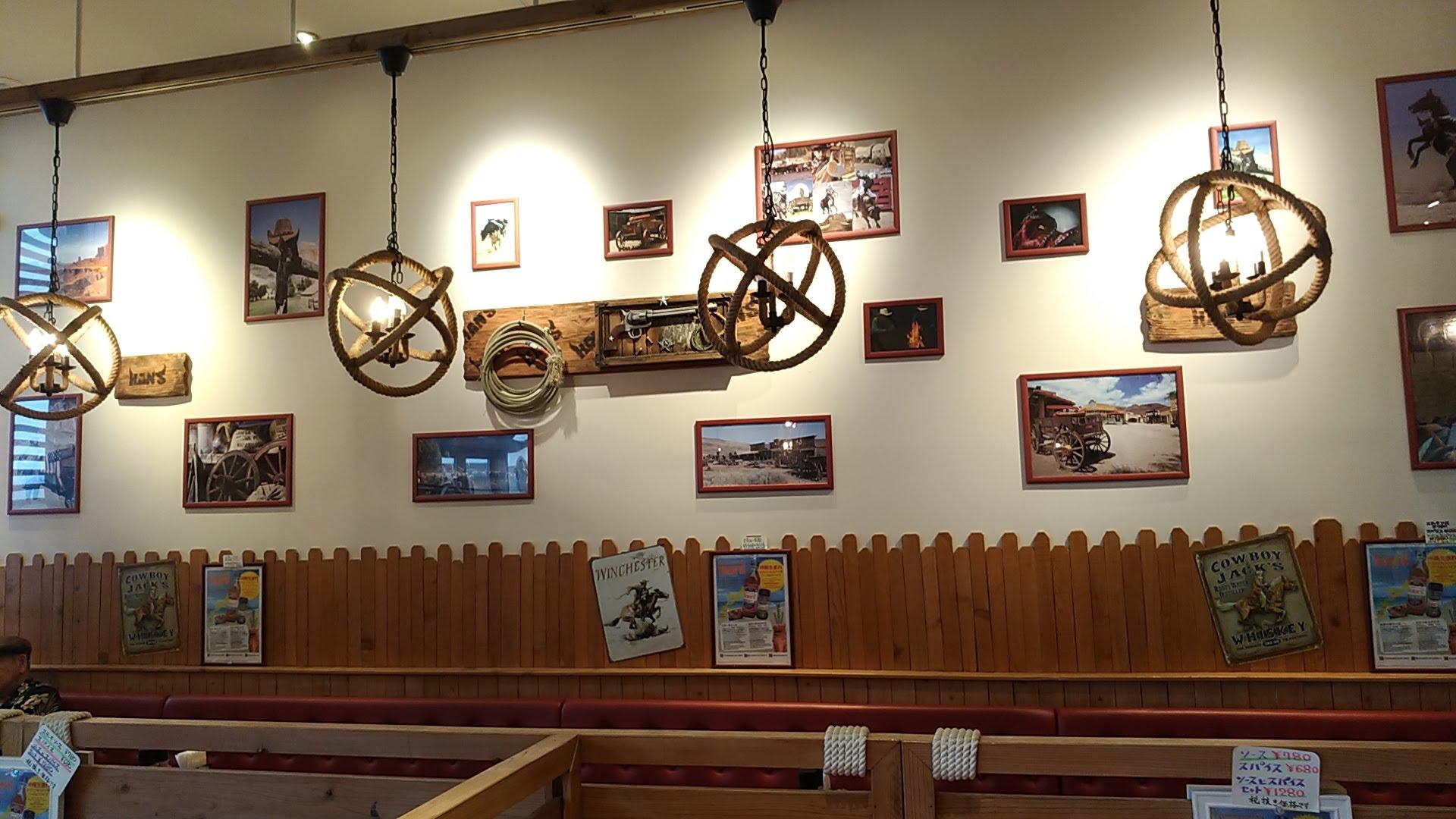 ステーキレストランハンズ HANSの店内写真 3