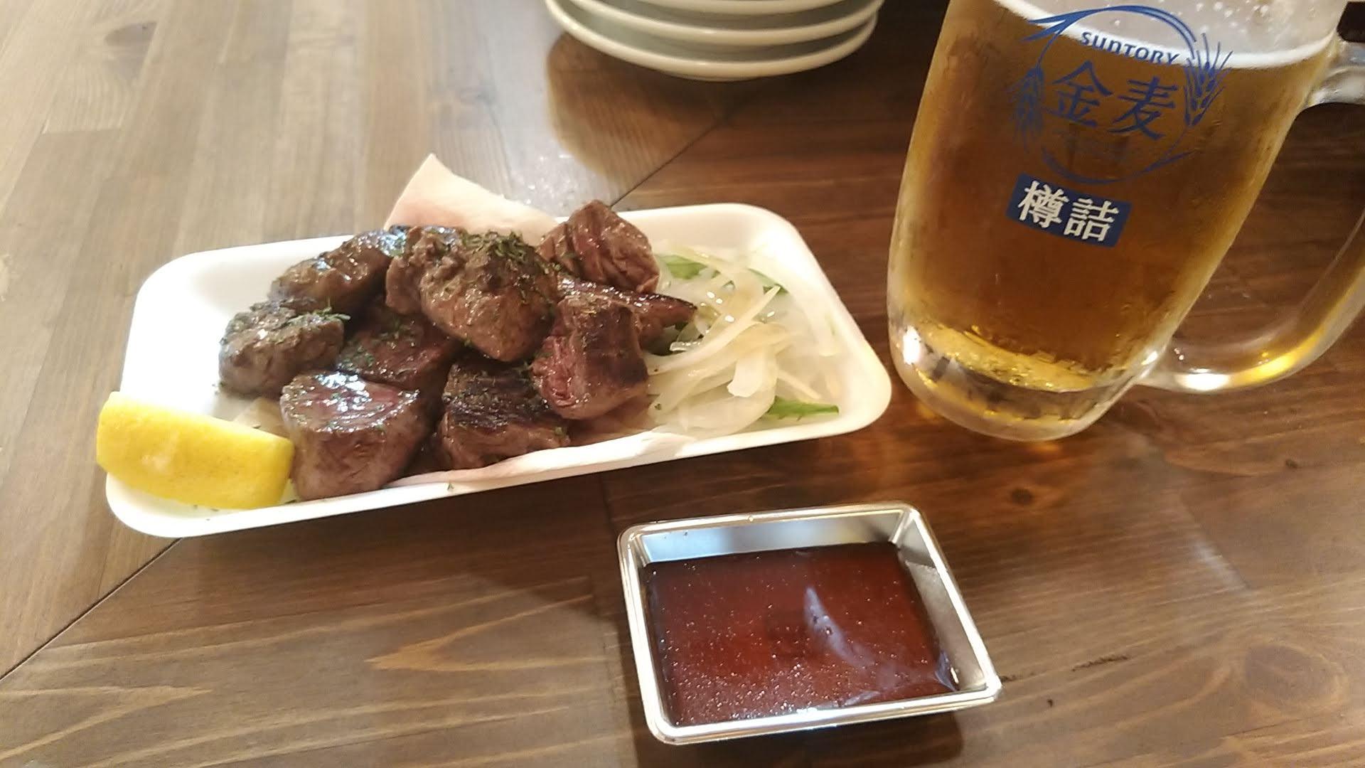 Prefectural cut steak
