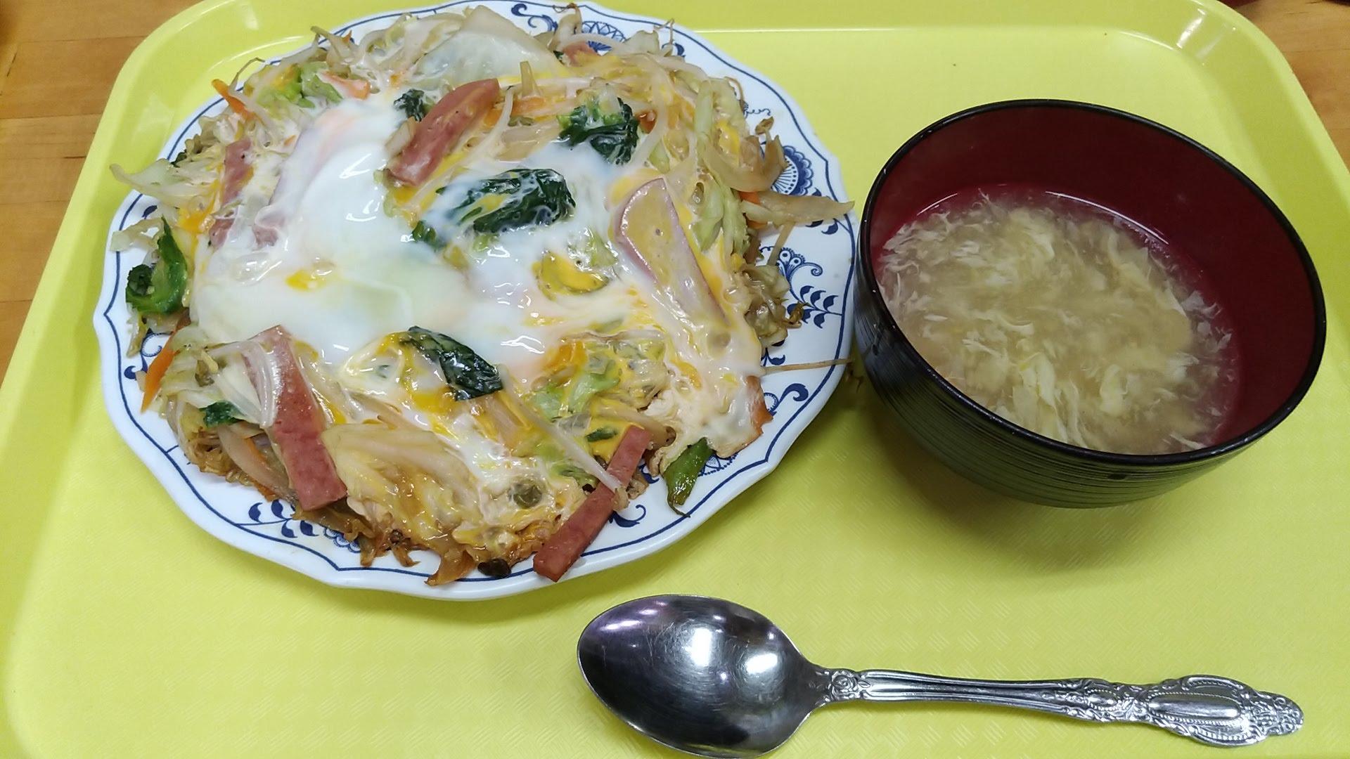 Okinawa style Champon