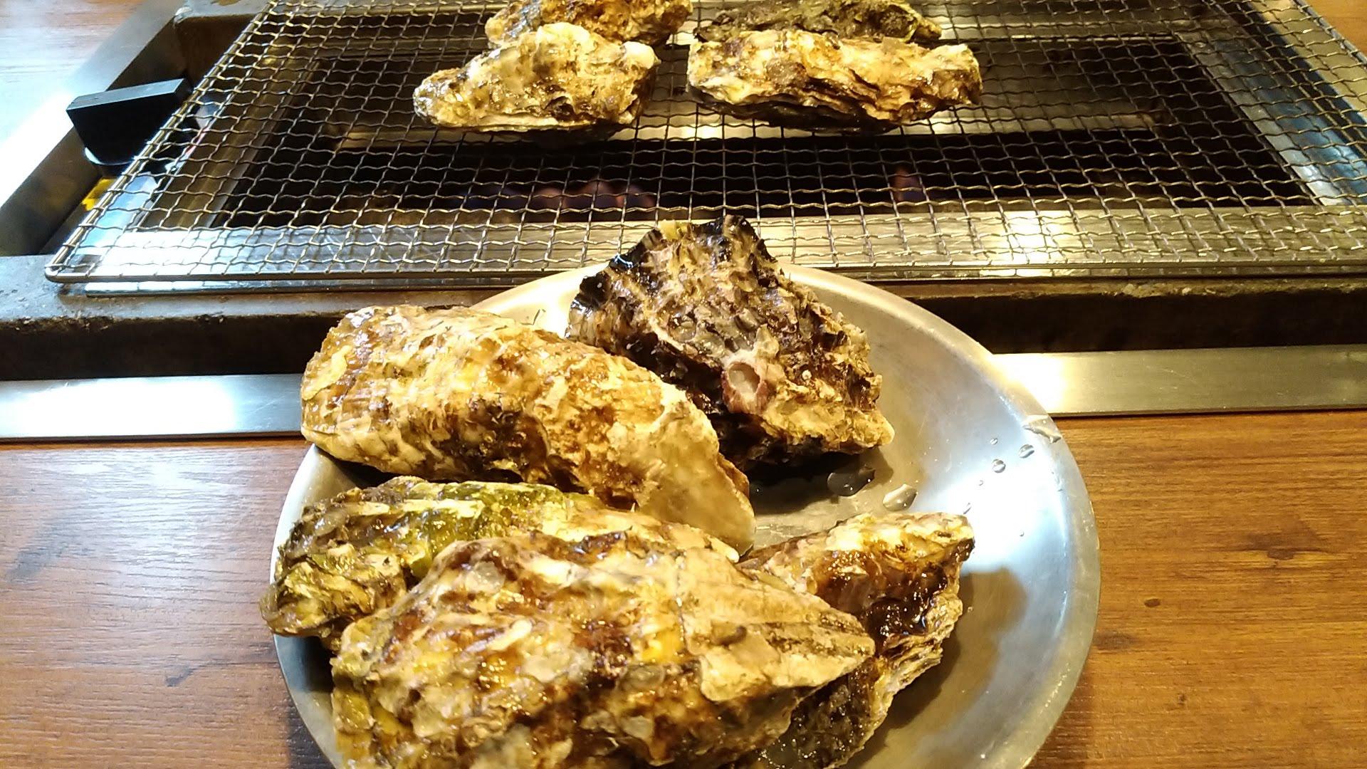 baked oyster 1kg