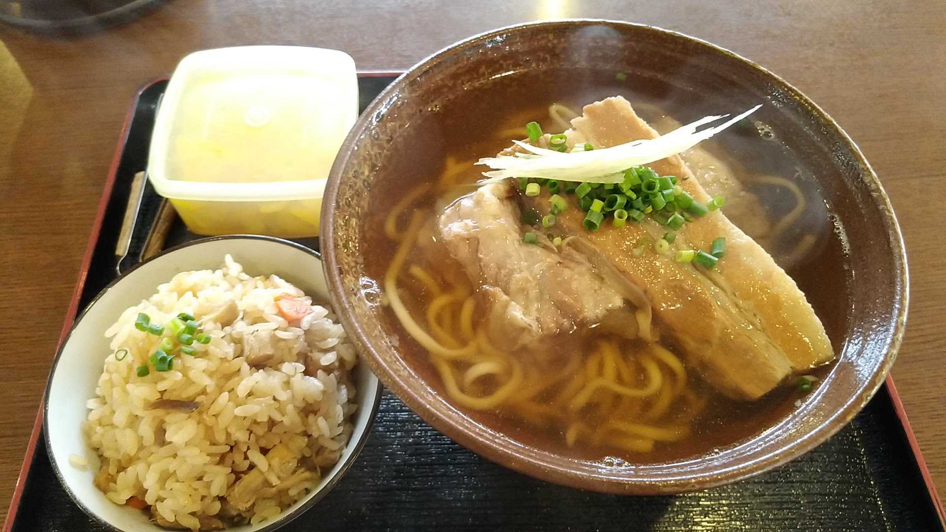 Chodeguwa Special Soba and juicy