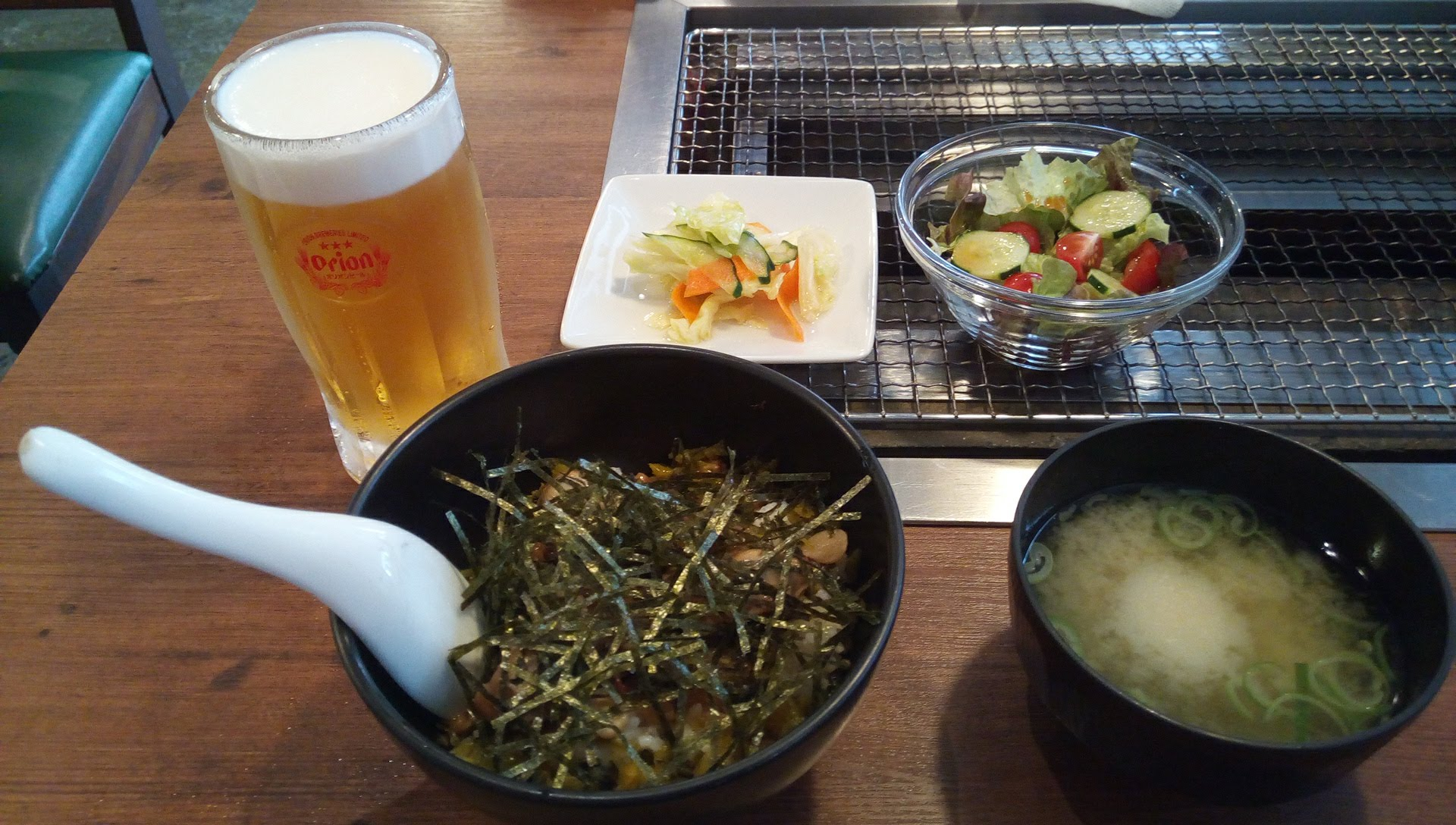 Oyster bowl set