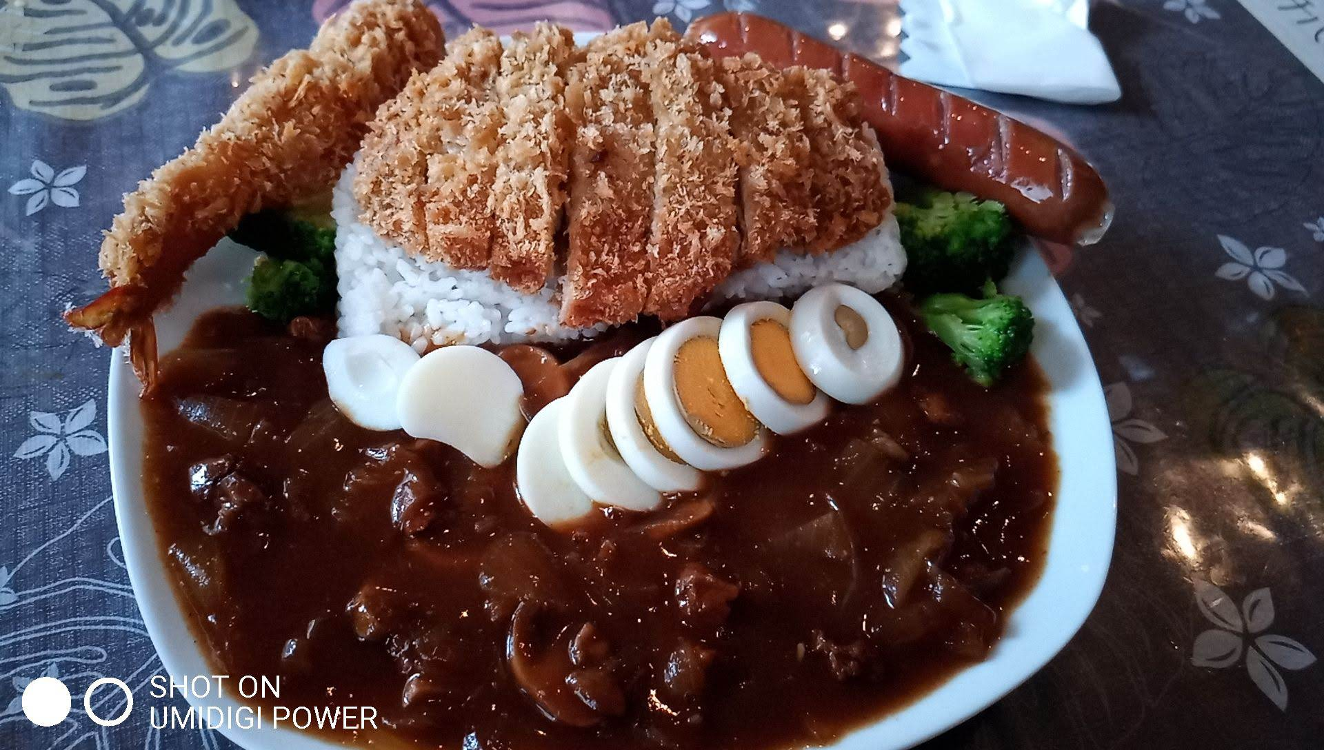 Shuri Castle 5 Points Beef Muscle Curry