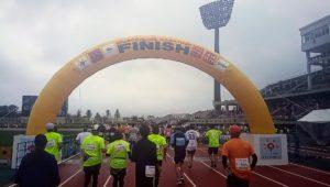 2020年沖縄マラソンに出場しました‼完走できました‼