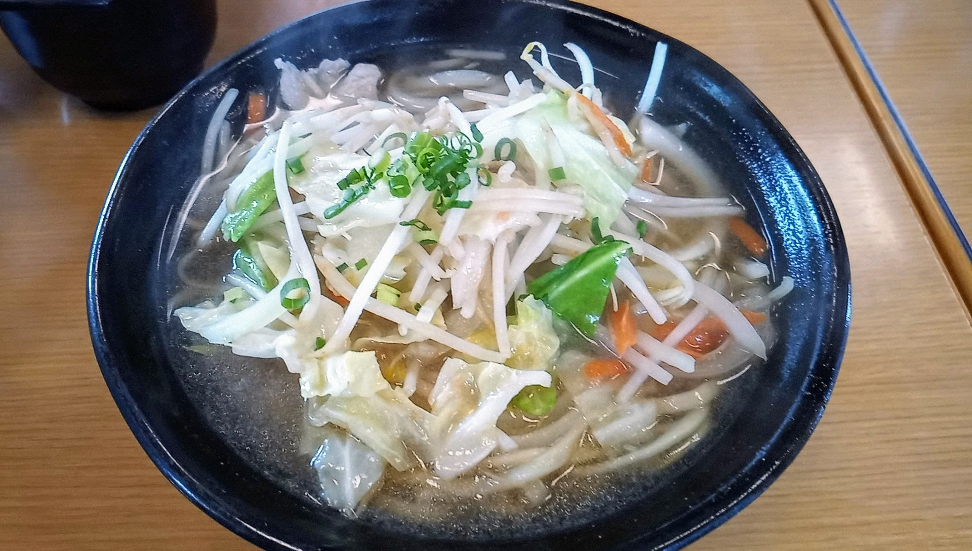 vegetable soba